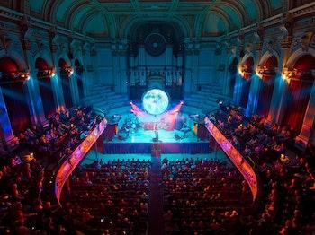 Huddersfield Town Hall venue photo