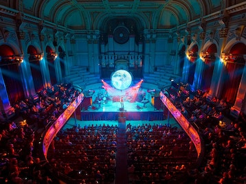 Huddersfield Town Hall venue photo