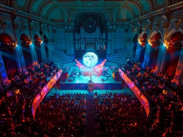 Huddersfield Town Hall picture