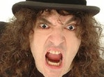 Jerry Sadowitz artist photo