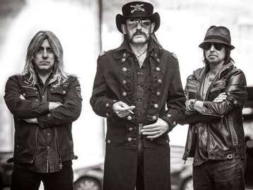 Motorhead artist photo