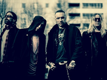 Backyard Babies artist photo