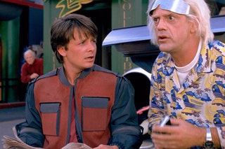 Image for Back to the Future 2