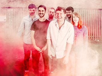Los Campesinos! + Among Brothers picture