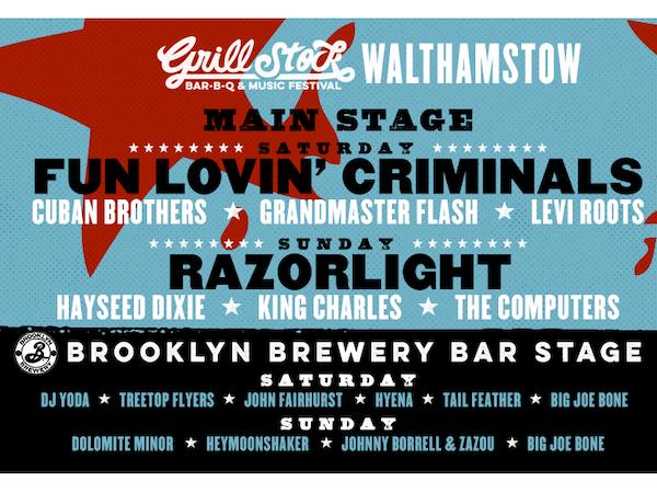 Grillstock London 2015