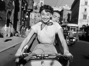 Film promo picture: Roman Holiday (1953)