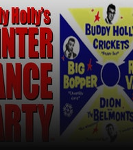 Buddy Holly's Winter Dance Party artist photo