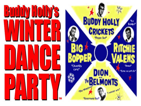 Buddy Holly's Winter Dance Party Tour Dates