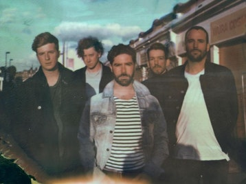 Albert Sessions Evening: Foals + Efterklang picture