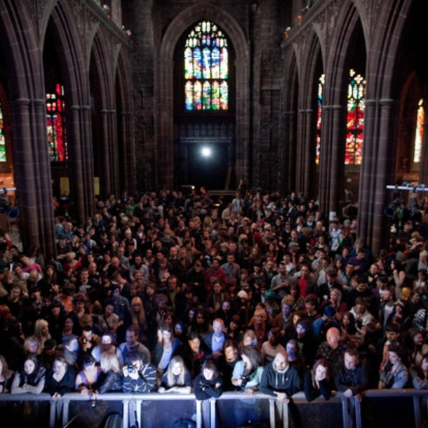 Manchester Cathedral Events