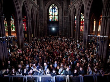 Manchester Cathedral venue photo
