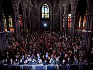 Manchester Cathedral picture