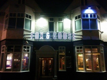 Fox And Goose venue photo