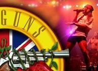 UK Guns N' Roses artist photo