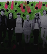 Joanna Gruesome artist photo