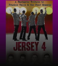 The Jersey Four artist photo
