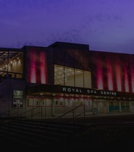 Royal Spa Centre artist photo