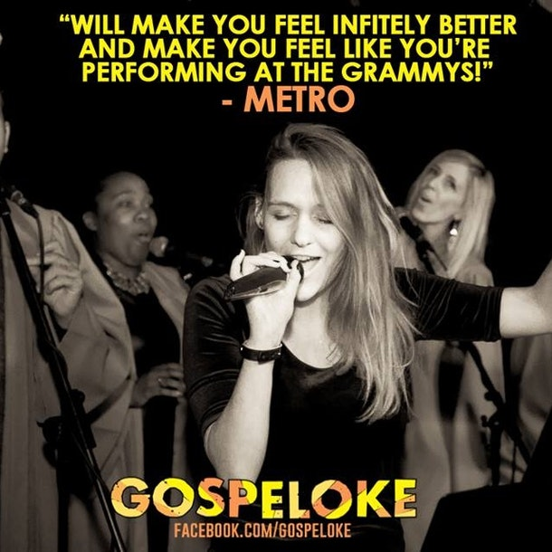 Gospeloke Tour Dates