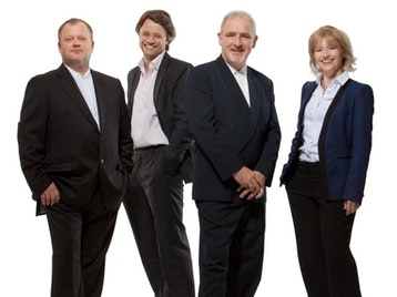 The Brodsky Quartet At 40: The Wheel Of 4Tunes: The Brodsky Quartet picture