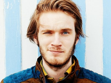 PewDiePie artist photo