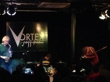 The Vortex Jazz Club venue photo