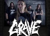 Grave artist photo