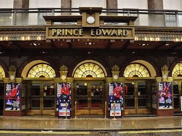 Prince Edward Theatre venue photo