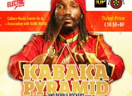 Kabaka Pyramid artist photo
