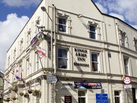 Kings Arms Hotel Events