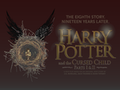 Harry Potter And The Cursed Child event picture