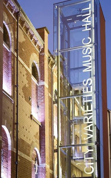 City Varieties Music Hall Events