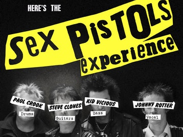 Punks Exploded!: Sex Pistols Experience, London Calling picture