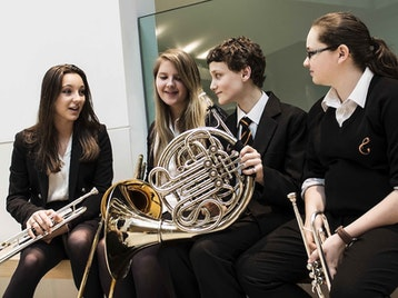 Chetham's School Of Music artist photo