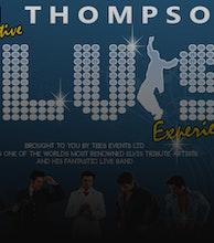 The Definitive Elvis Experience Show artist photo