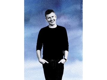 Patrick Kielty artist photo