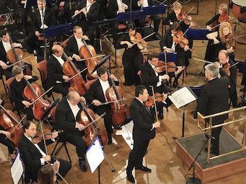 Oxford Philharmonic Orchestra artist photo
