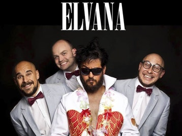 Elvis Fronted Nirvana: Elvana picture
