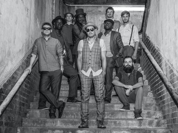 Stone Valley Festival North: The Dualers, The Scandals, Green Date, The Undertones, Neville Staple Band, Bad Manners, Secret Affair, The Truth, The Rezillos, Death Of Guitar Pop, The Signatures, Heart Of Glass picture