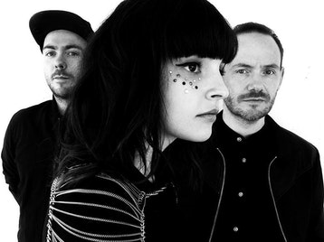 NME Awards Show 2014: CHVRCHES + Soak picture