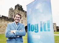 BBC Flog It! artist photo