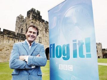 BBC Flog It! artist photo