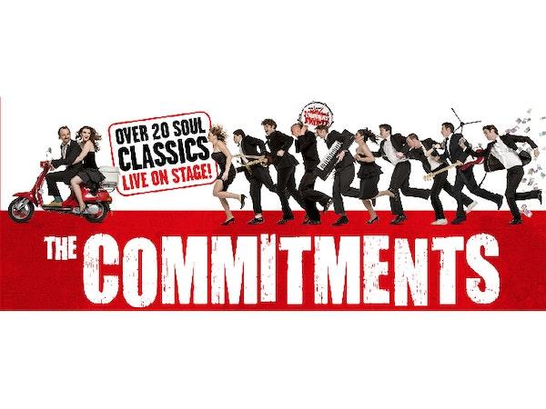 The Commitments Tour Dates