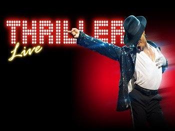 Thriller - Live! Tour Dates