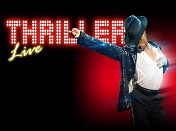 The Jockey Club Live Presents: Thriller - Live! (Touring) picture