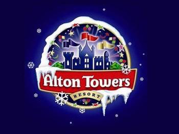 Alton Towers Theme Park Admission