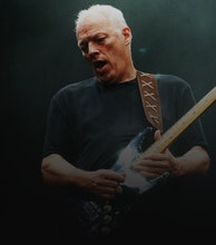 David Gilmour artist photo