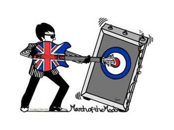 March Of The Mods artist photo