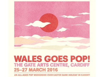 Wales Goes Pop!: Girls Names, The Loves, Pete Astor, Chorusgirl, Witching Waves, Cosines, Baby Brave, My Name Is Ian, ¡Ay Carmela!, Instructions, Punks In The Beerlight DJs, Sean Fortuna Pop, Los Campesinos!, The Spook School, Shopping, Mammoth Penguins, Papa Topo, Peaness, The School, Grubs, Gindrinker, They Is They Is They Is, I See Shapes DJs, Simon Love (DJ Set), BMX Bandits, Darren Hayman & The Secondary Modern, This Is The Kit, Gwenno, Ultimate Painting, YoungHusband, Iko Cherie, Laura K, Ani Glass, Wales Goes Pop DJs, Daytrip DJs picture