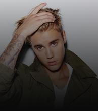 Justin Bieber artist photo