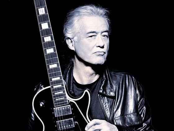 Jimmy Page Tour Dates
